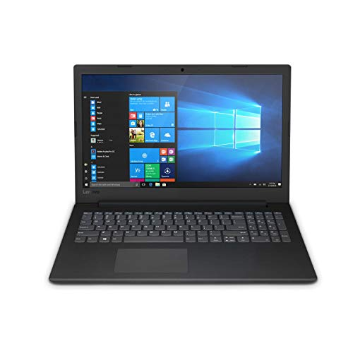 Lenovo (15,6 Zoll) Notebook (AMD A4-9125 Dual Core 2x2.6 GHz, 4GB DDR4 RAM, 128GB SSD, Radeon R3, HDMI, Webcam, Bluetooth, USB 3.0, WLAN, Windows 10 Prof. 64 Bit, Softmaker Office 2018)