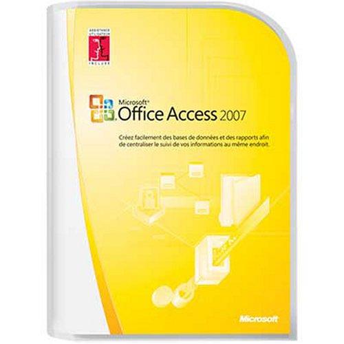 Access 2007 - Mise à jour