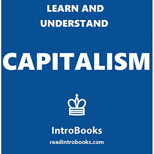 Learn and Understand Capitalism audiobook cover art