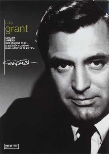 Pack Cary Grant (5 Dvd)