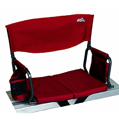 RIO Gear Stadium Arm Chair, Red