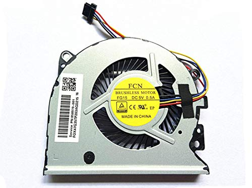 HuiHan ricambio per HP Pavilion 13-A010dx X360 Envy 15-U100ng CPU ventola di raffreddamento 13-A013cl 779598-001