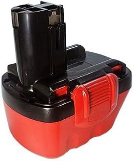 2607335709 2607335249 2607335709 ボッシュ 互換 バッテリー 12V 2.0Ah iishop 電動 工具用 バッテリーパック ニカド 互換バッテリー GSR12-1 GSB12 Exact12 などに対応