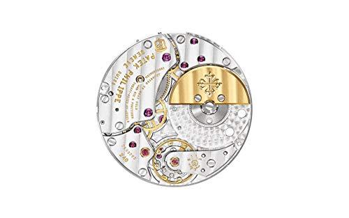 Patek Philippe Golden Ellipse Rose Gold 5738R-001 with Ebony Black Sunburst dial