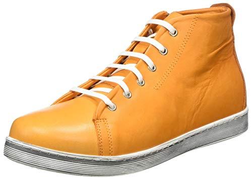 Andrea Conti Stiefeletten Größe 38 EU Orange (Orange)