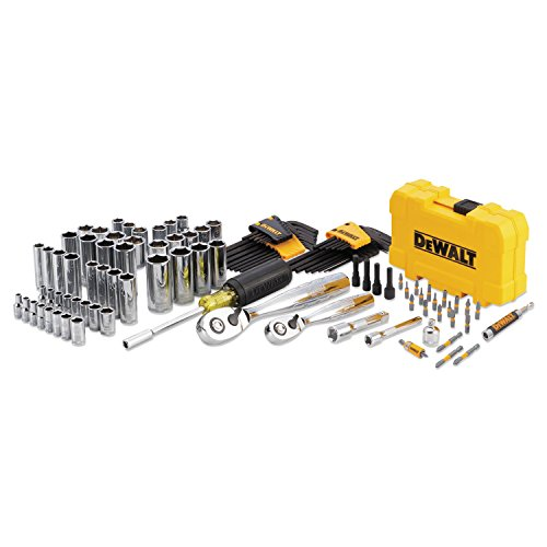 DeWalt DWMT73801 Mechanics Tool Set with 108 Piece