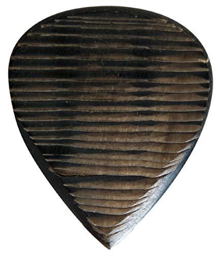 Stanford Guitar Pick Tigertone Dark Horn - Púa para guitarra acústica, guitarra...