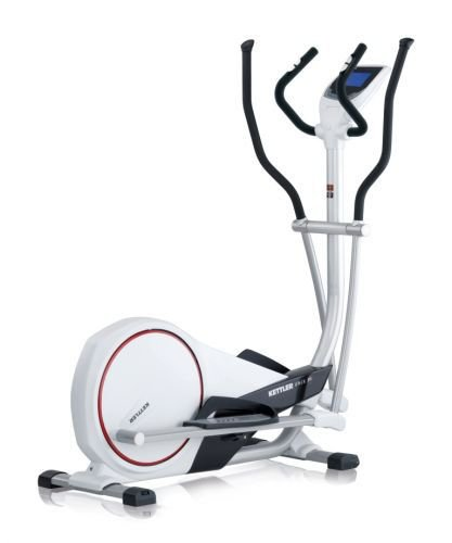 Kettler Unix P Magnetic cross trainer - cross trainers (Magnetic cross trainer, 150 kg, 20 kg, Cardio pulse set, Chest belt, Ear sensor, Hand grip sensors, Calories, Distance, Expected final score, Speed)