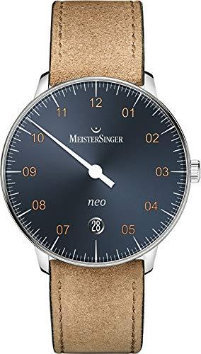 MeisterSinger NEO NE917G Einzeiger Automatikuhr