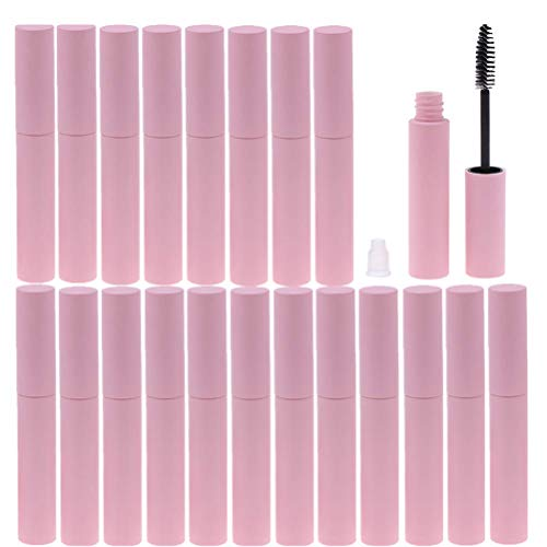 SevenMye Leere Eyeliner, Mascara, Lippenbalsam, Flasche, Kosmetik-Container, Reiseflasche, 20 Stück