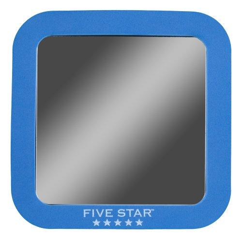 "Five Star Locker Accessories, Locker Mirror, Magnetic, 5-1/2"" x 5-1/2"", Cobalt Blue (72558)"