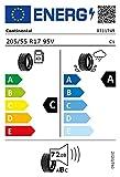 Continental PremiumContact 6 - 205/55 R17 95V XL - C/A/72 - Neumáticos de verano (automóviles)