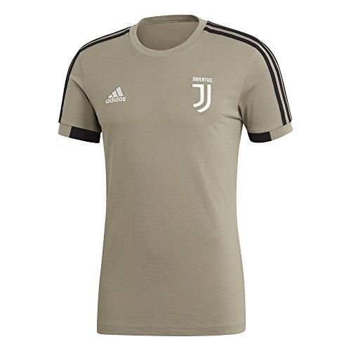 adidas Juve Tee Juventus Turin T-Shirt, Herren XXXL Mehrfarbig (ARCILL/Negro)