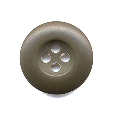 Rothco Bag of 100 B.D.U. Buttons, OD Green