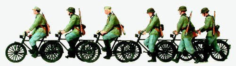 mejor calidad mejor precio Preiser 16596 Bicycle Unit Unit Unit Cycling & Walking by Preiser  tienda de descuento