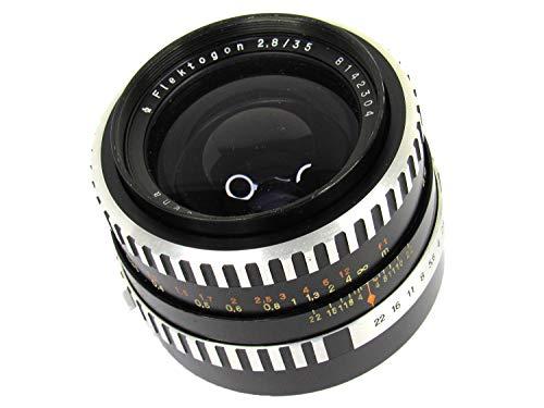 ※オールドレンズ※ Carl Zeiss Jena flektogon 35mm/f2.8 ZEBRA M42マウント オーバーホール済み