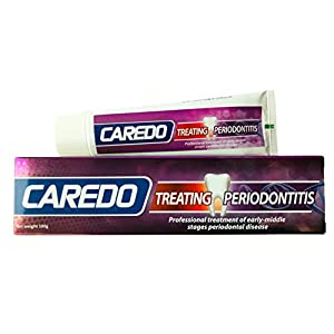 CAREDO healing Periodontitis Toothpaste