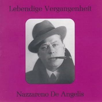 Lebendige Vergangenheit - Nazzareno de Angelis