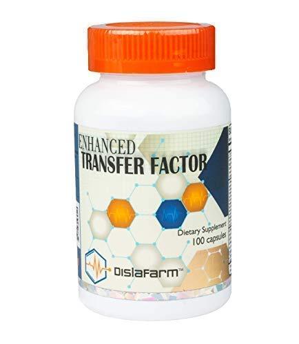 Transfer Factor Enhanced 100 Capsules