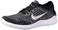 Flyknit constructed upper delivers zoned stretch and support. Dual-density midsole and tri-star outsole provide flexible cushioning. Dynamic heel is stretchy for a snug, adaptive fit. Flywire technology woven into the upper integrates with the laces ...