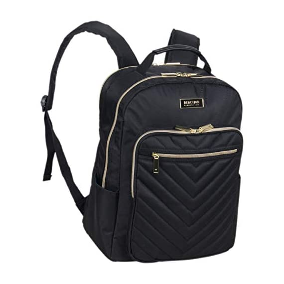 Kenneth-Cole-Reaction-Chelsea-Womens-Chevron-Quilted-15-Inch-Laptop-Tablet-Fashion-Travel-Backpack
