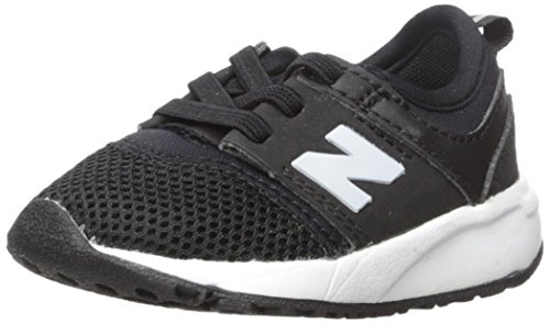 New Balance New Balance - Unisex-Baby 775v2 Schuhe, 18.5 EUR, Black/White