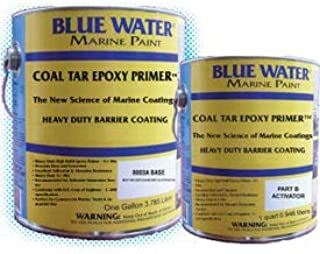 Blue Water Coal Tar Epoxy, Black Gallon Kit - 8003K (8003K)