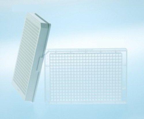 Greiner San Antonio Mall Bio-One 781201 Natural Microplate Polypropylene Flat Bo Large discharge sale