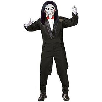 Disfraz de Muñeco Asesino - Hombre, L, Halloween: Amazon.es: Ropa ...