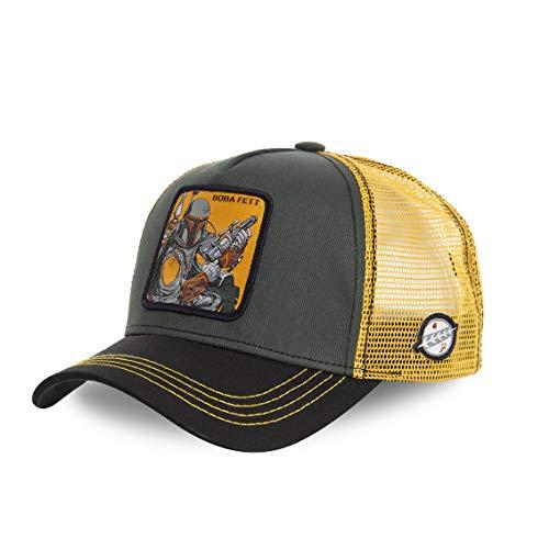 Capslab Boba Fett Trucker Cap Star Wars...