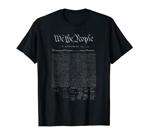 WE THE PEOPLE | U.S. Declaration of Independence