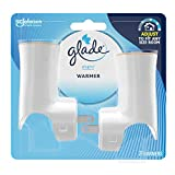 Glade PlugIns Air Freshener Warmer, Scented and Essential Oils for Home and Bathroom, Up to 50 Days on Low Setting, 2 Count