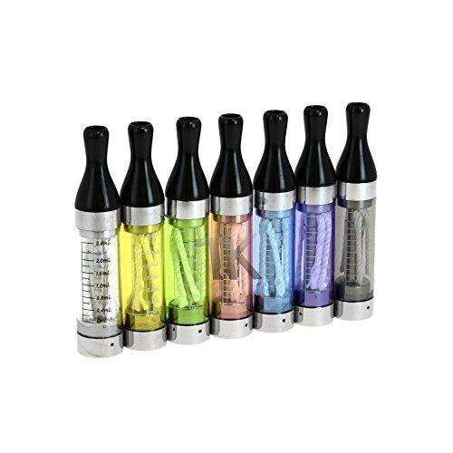 Kanger Clearomiseur Kangertech T2 2,4 ml Vendu a l'unité - transparent Sans nicotine, ni tabac