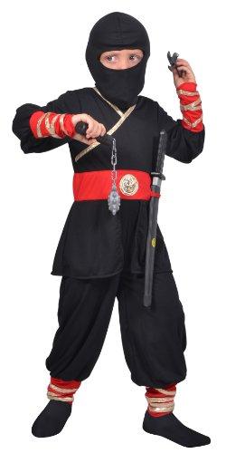 Cesar- Déguisement Ninja, F292-001, 3 à 5 Ans