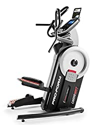 ProForm Cardio HIIT Elliptical Trainer 3.8 out of 5 stars 93 customer reviews | 56 answered questions