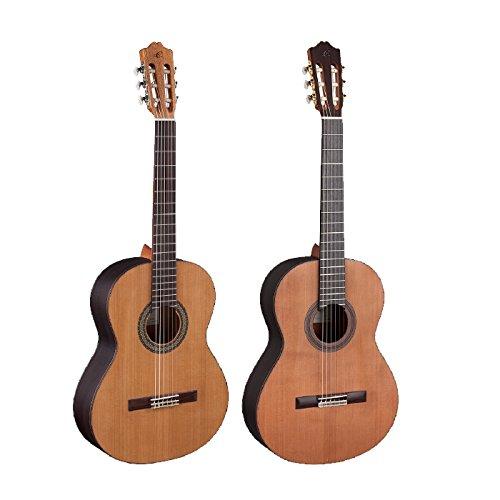 Spanische Cuenca 30op open Pore Klassische Gitarre