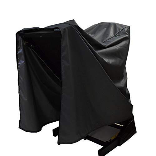 ALEOHALTER Laufband-Staubschutz, faltbar, wasserdicht, Oxford-Stoff, für Fitnessgeräte, für drinnen und draußen