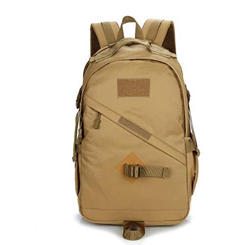 FAY 30L al Aire Libre Morral táctico Militar, Unisex Patrulla MOLLE Impermeable Bolsa de Asalto de Senderismo Trekking Camping Climbing Viajar,C