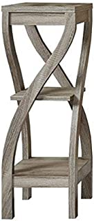 """Monarch Specialties Dark Taupe Accent Table, 32"""""""