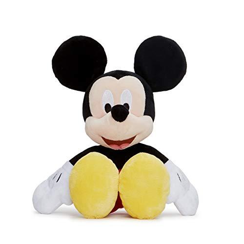 Simba- Mickey Peluche, Multicolor, 25cm (6315874842)