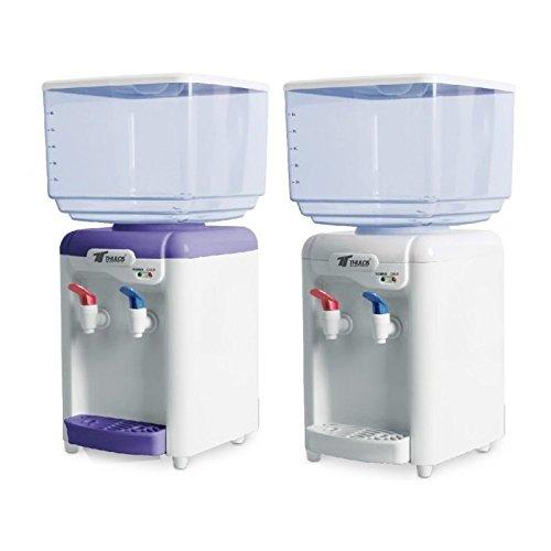 Thulos Distributeur d'eau froide et naturelle et récipient de stockage 7 l