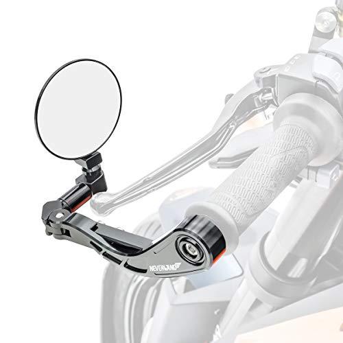 Hebelschützer mit Lenkerendenspiegel für Ducati Panigale R / V2 X8A