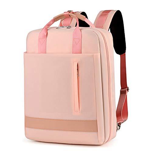 BSDK Rugzak voor dames, 14 15 en 15,4 inch, met USB-interface, waterdichte laptoptas of rugzak voor mannen