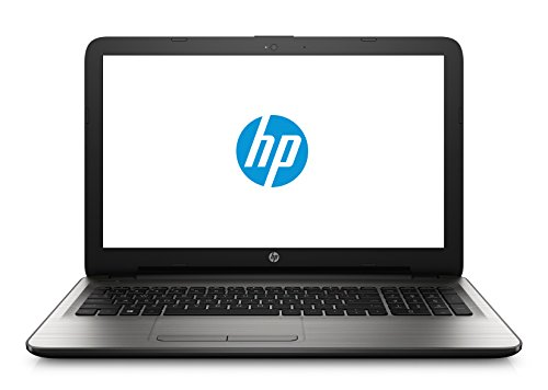 HP 15-ba048nl Display da 15.6', Notebook, Processore APU AMD Quad-Core A8-7410, 2.2 GHz, 12 GB di RAM, Scheda Grafica AMD Radeon R5 M430, 2 GB, Argento