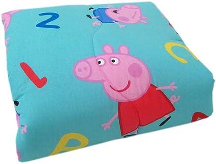 Trapunta Di Peppa Pig.Amazon It Peppa Pig Coperte E Trapunte Biancheria Da