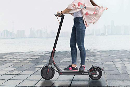 Genuine AOVO PRO M365 electric scooter 350w motor 104ah battery 36v max speed 30kmh 30 35 km range max 120kg load capacity better than xiaomi m365 pro