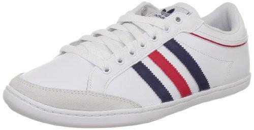 Adidas Originals Plimcana Low, Zapatillas de Estar por casa Hombre, White/Dark Indigo, 40