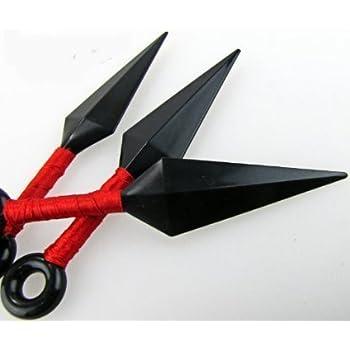 コスプレ衣装小道具■NARUTO -ナルト- 忍者武器 苦無くない手裏剣 3枚セット