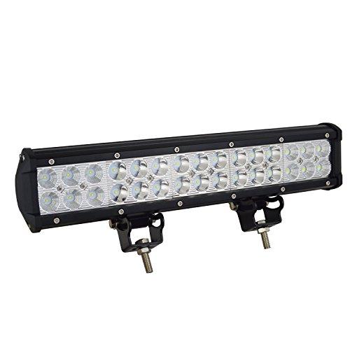 AUXTINGS 15 pulgadas 90W barra de luces LED punto de inundación de...