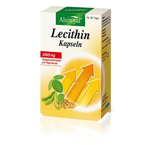Alsiroyal Lecithin Kapseln
